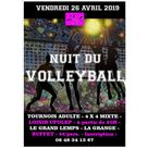 Tournoi nocturne volley-ball