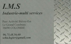 I.M.S INDUSTRIE MULTI-SERVICES